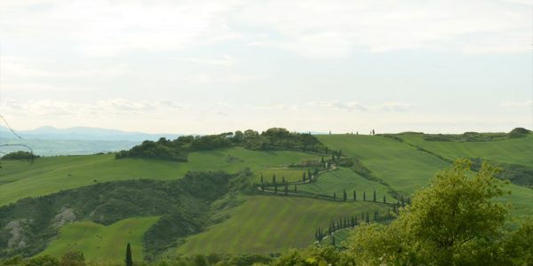 Panorama Casale in Toscana